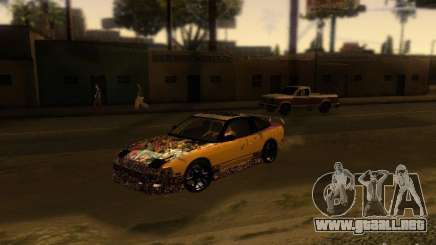 Nissan 240sx Street Drift para GTA San Andreas