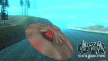 UFO Atack para GTA San Andreas