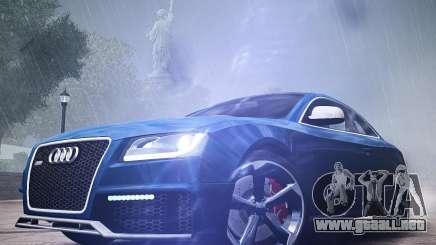 Audi RS5 2010 para GTA 4