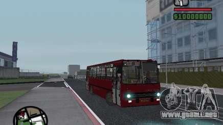 Ikarus 260.51 para GTA San Andreas
