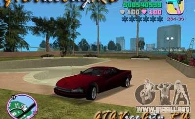 Lamborghini Diablo SV para GTA Vice City