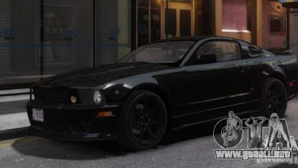 Saleen S281 Extreme Unmarked Police Car para GTA 4