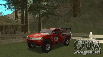 Nissan Pickup para GTA San Andreas