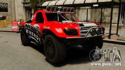 Toyota Tundra Karin Sahara v3.0 para GTA 4