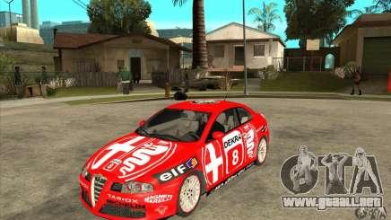 Alfa Romeo GT para GTA San Andreas