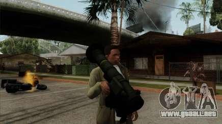 Javelin para GTA San Andreas
