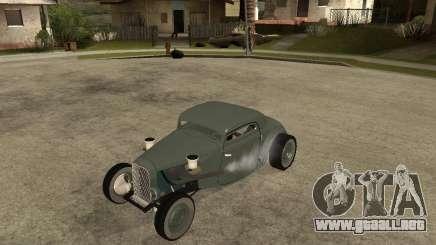 Ford 34 Rod para GTA San Andreas