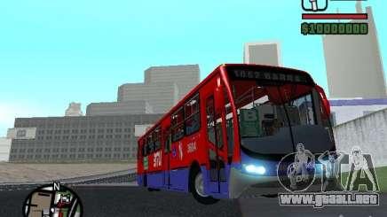 Busscar Urbanuss Pluss VW 17-230 EOD Alongado para GTA San Andreas