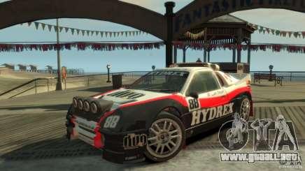 Ford RS200 Evolution Rallycross para GTA 4