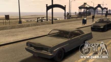 1975 Dodge Dart Rust para GTA 4
