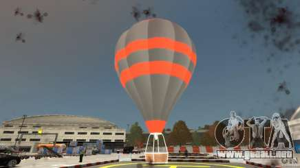 Balloon Tours option 4 para GTA 4