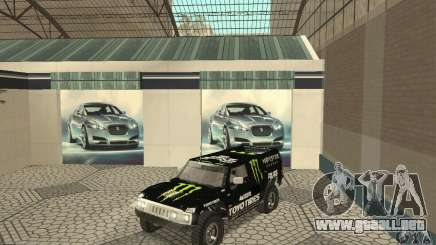 Hummer H3 Baja Rally Truck para GTA San Andreas
