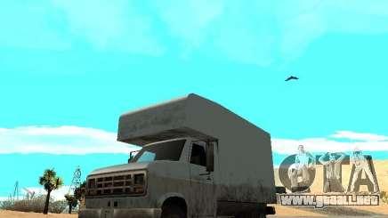 New Mule para GTA San Andreas