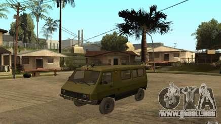 UAZ 3972 para GTA San Andreas