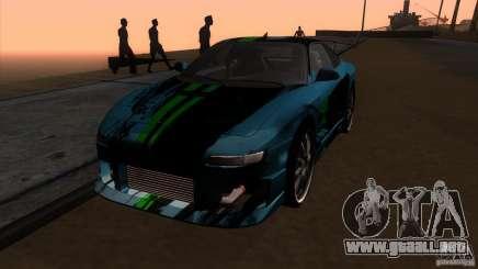 Toyota MR2 Drift para GTA San Andreas