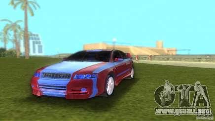 Audi A4 STREET RACING EDITION para GTA Vice City