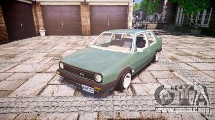 Volkswagen Jetta MKII VR6 para GTA 4