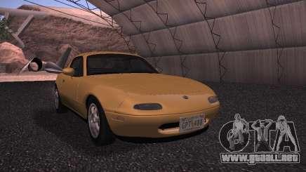 Mazda MX-5 1997 para GTA San Andreas