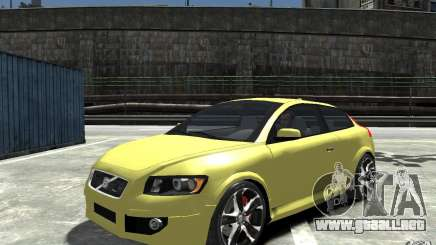 Volvo C30 T5 R-Design 2009 para GTA 4