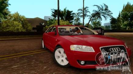 Audi A3 Sportback 3.2 Quattro para GTA San Andreas