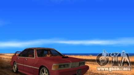 Sentrel Mini Tuning para GTA San Andreas