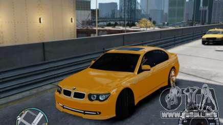 BMW Alpina B7 para GTA 4
