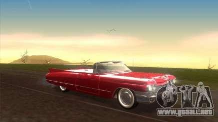 Cadillac Series 62 1960 para GTA San Andreas