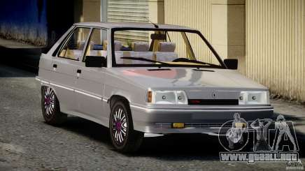 Renault Flash Turbo 11 para GTA 4