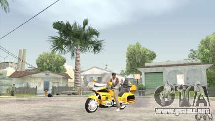Honda Goldwing GL 1500  (1990) para GTA San Andreas
