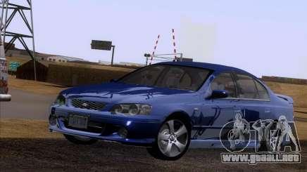 Ford Falcon para GTA San Andreas