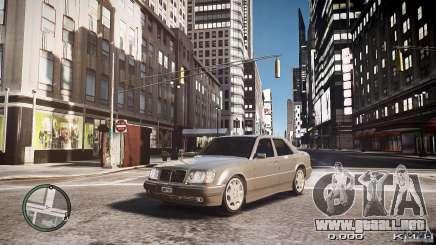 Mercedes Benz W124 E500 para GTA 4