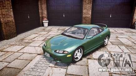 Mitsubishi Eclipse 1998 para GTA 4