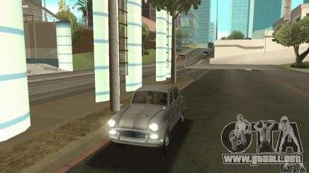 Moskvitch 407 1958 para GTA San Andreas