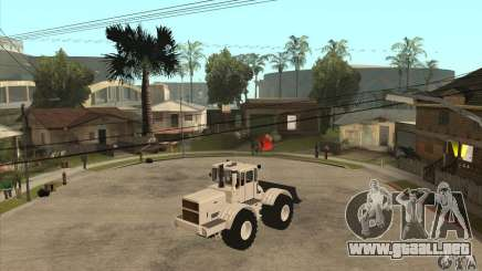 Kirovets K701 Tractor Hauler para GTA San Andreas