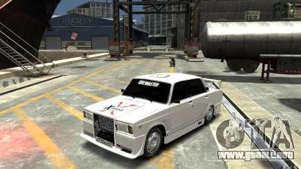 ВАЗ 21074 para GTA 4