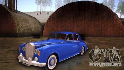 Rolls Royce Silver Cloud III para GTA San Andreas