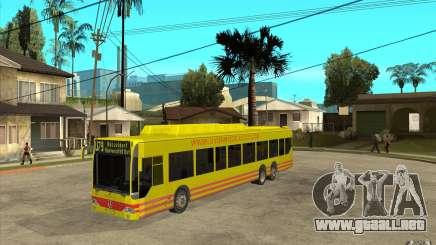 Mercedes Benz Citaro L para GTA San Andreas