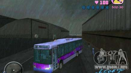 Marcopolo Bus para GTA Vice City