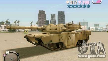 M 1 A2 Abrams para GTA San Andreas