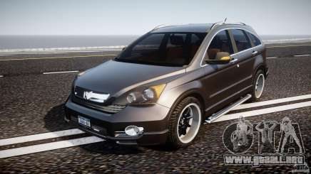 Honda C-RV SeX_BomB 2007 para GTA 4