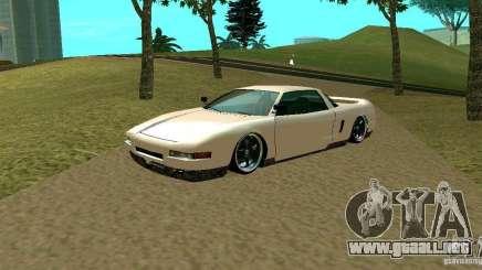 New Infernus para GTA San Andreas