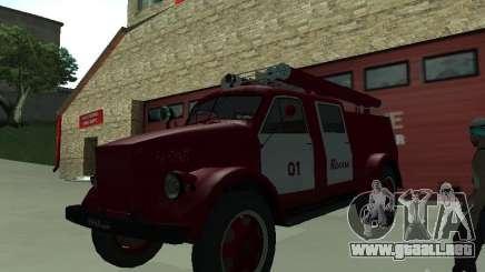GAZ 51 20 ADC para GTA San Andreas