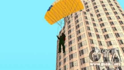 Paracaídas de TBOGT v2 para GTA San Andreas
