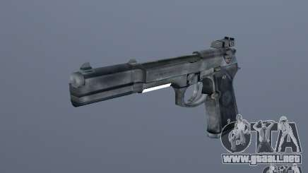 Grims weapon pack2-2 para GTA San Andreas