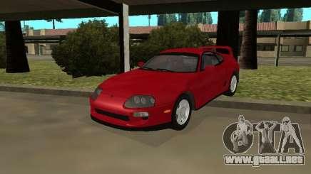 Toyota Supra 3.0 24V para GTA San Andreas