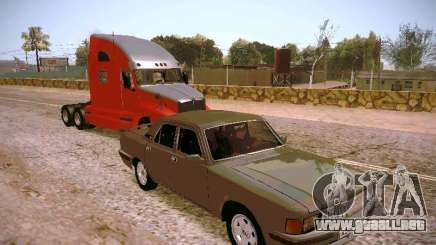 GAS-31025 para GTA San Andreas