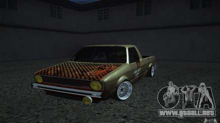 US Army Volkswagen Caddy para GTA San Andreas