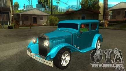 Ford A 1928 Hotrod para GTA San Andreas