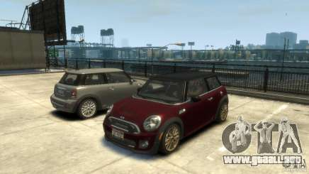 Mini John Cooper Works 2009 para GTA 4