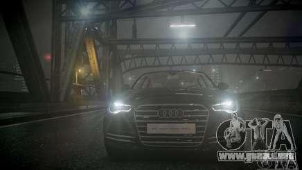 Audi A6L para GTA 4